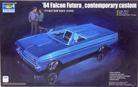 Ford Falcon Futura '64 Contemporary Custom 1:24