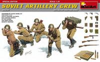 Soviet Artillery Crew 1:35