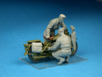 U.S. Motorcycle Repair Crew, 1:35
