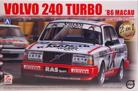 Volvo 240 Turbo '86 Macau 1:24