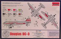 Douglas DC-3, 1:144 (pidemmällä toimitusajalla)