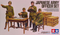 Japanese Army Officer Set 1:35