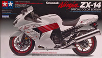 Kawasaki ZX-14 Ninja Special Color Edition, 1:12