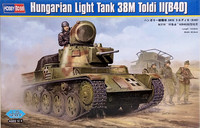 Hungarian Light Tank 38M Toldi II (B40) 1:35