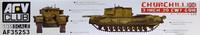 Churchill 3inch 20 CWT Gun 1:35 (pidemmällä toimitusajalla)