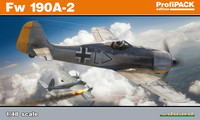 FW 190A-2 ProfiPACK 1:48 (pidemmällä toimitusajalla)