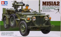 M151A2 with Tow Missile Launcher 1:35