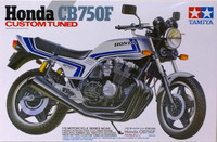 Honda CB750F Custom Tuned 1:12
