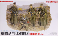 German Volkssturm (Berlin 1945) 1:35