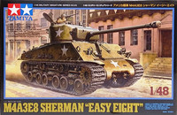 U.S. Medium Tank M4A3E8 Sherman