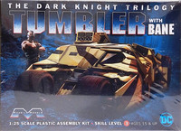 Tumbler with Bane (The Dark Knight Trilogy) 1:25