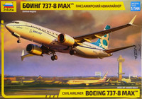Boeing 737-8 MAX 1:144