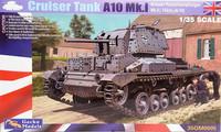 Kreuzer Panzerkampfwagen Mk.II Cruiser Tank A 10 Mk.1, 1:35