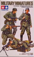 German Infantry Set (French Campaign) 1:35 (pidemmällä toimitusajalla)
