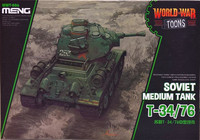 World War Toons, Soviet Medium Tank T-34/76