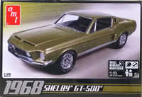 Shelby GT500 '68, 1:25
