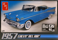 Chevrolet Bel Air '57, 1:25