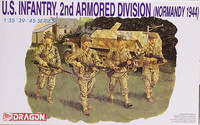 U.S. Infantry, 2nd Armored Division, 1:35