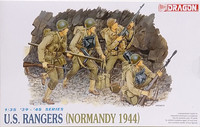 U.S. Rangers (Normandy 1944), 1:35