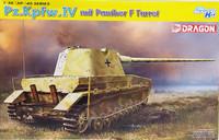 Pz.Kpfw.IV mit Panther F Turret 1:35