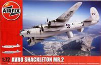 Avro Shackleton MR.2, 1:72 (pidemmällä toimitusajalla)