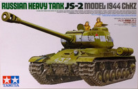 Russian Heavy Tank JS-2 Model 1944 ChKZ 1:35