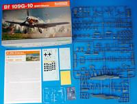 Bf 109 G-10 WNF/Diana ProfiPACK 1:48 (pidemmällä toimitusajalla)