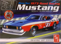 Ford Mustang '73 Road Racing Warren Tope's, 1:25