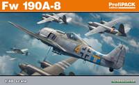 FW 190A-8 ProfiPACK, 1:48 (pidemmällä toimitusajalla)