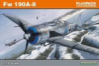 FW 190A-8 ProfiPACK 1:72 (pidemmällä toimitusajalla)