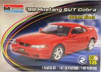 Ford Mustang SVT Cobra '99, 1:25 (pidemmällä toimitusajalla)