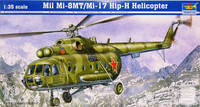 Mil Mi-8MT  Mi-17 Hip-H Helicopter, 1:35