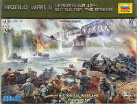 World War II Barbarossa 1941 Battle For The Danube Expansion Set), 1:72