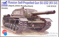 Russian Self-Propelled Gun Su-152, 1:48