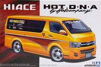 Toyota Hiace TRH200V '12 Hot DNA, 1:24