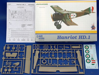 Hanriot HD.1, 1:48