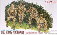 U.S. Army Airborne (Normandy 1944), 1:35