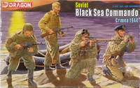Soviet Black Sea Commando Crimea 1944, 1:35