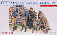 German Signal Troops, 1:35