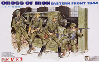 Cross of Iron (Eastern Front 1944) 10th Anniversary, 1:35