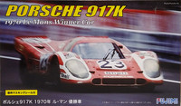 Porsche 917K 1970 LeMans Winner, 1:24
