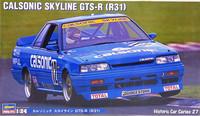 Nissan Skyline GTS-R R31 Calsonic, 1:24