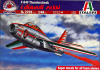 F-84F Thunderstreak, 1:48