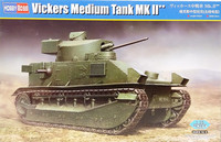 Vickers Medium Tank Mk.II, 1:35
