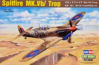 Spitfire Mk.Vb/Trop, 1:32 (pidemmällä toimitusajalla)