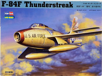 F-48F Thunderstreak, 1:48