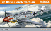 Bf 109 G-6 Early Version ProfiPACK, 1:48