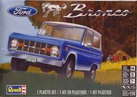 Ford Bronco, 1:25 (pidemmällä toimitusajalla)