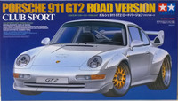 Porsche 911 GT2 Road Version Club Sport 1:24
