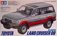 Toyota Land Cruiser 80 VX limited, 1:24